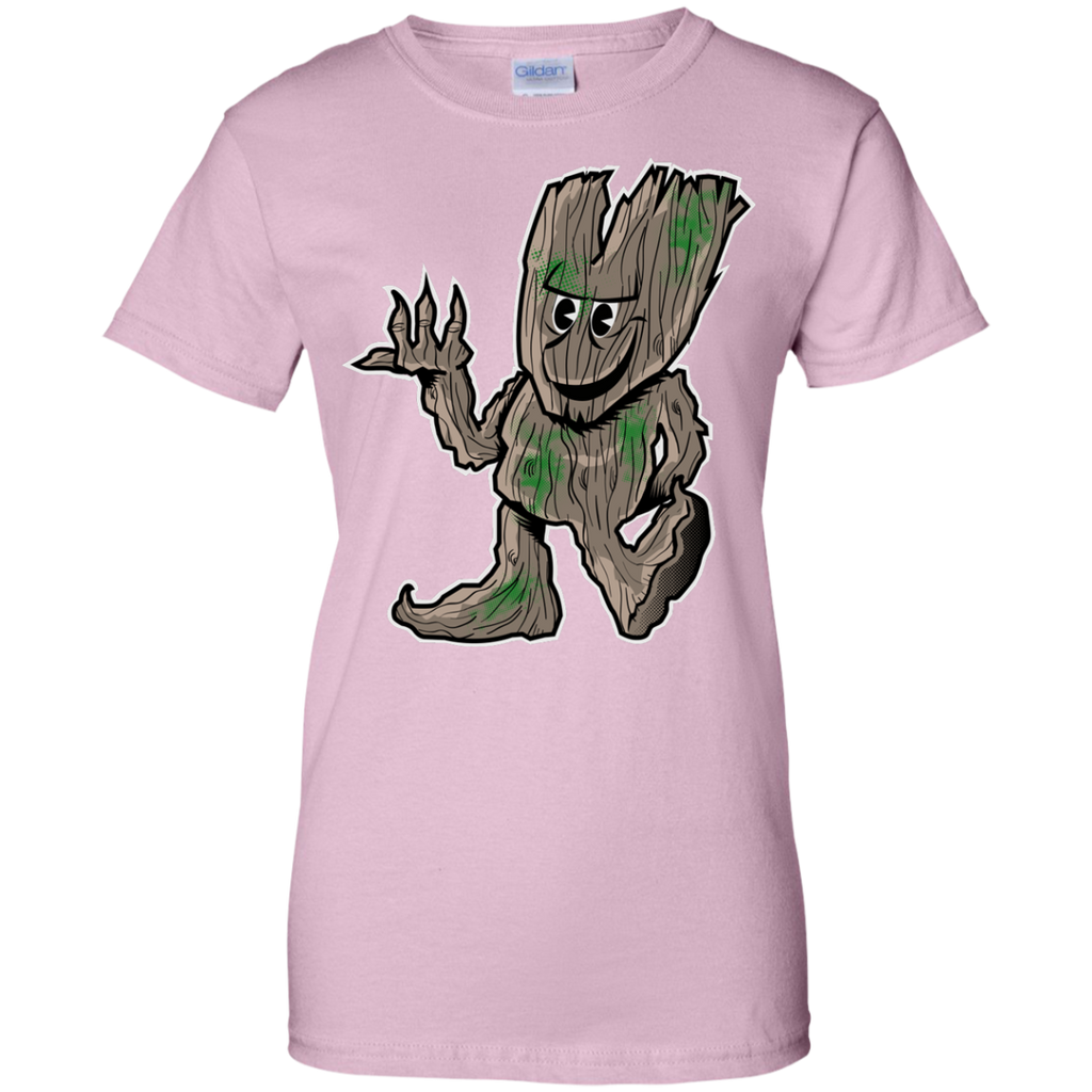 Marvel - GROOT VINTAGE CARTOON STYLE geek T Shirt & Hoodie
