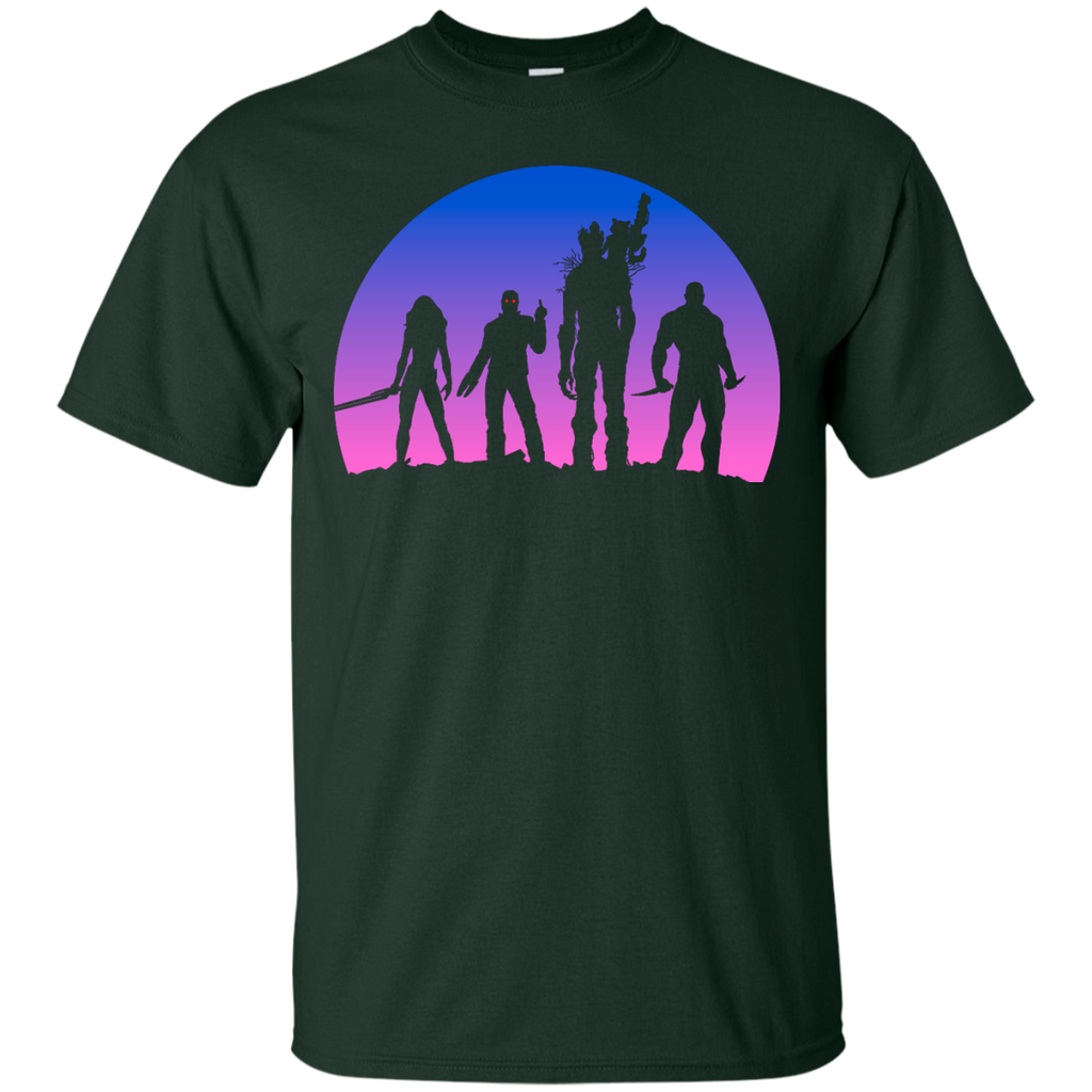 Marvel - Guardians of the Galaxy  v2 alternative star lord T Shirt & Hoodie