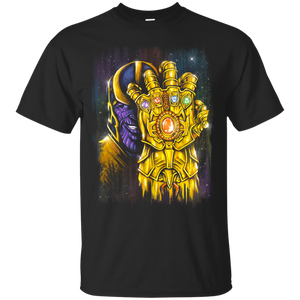 Marvel - Infinite Power thanos T Shirt & Hoodie
