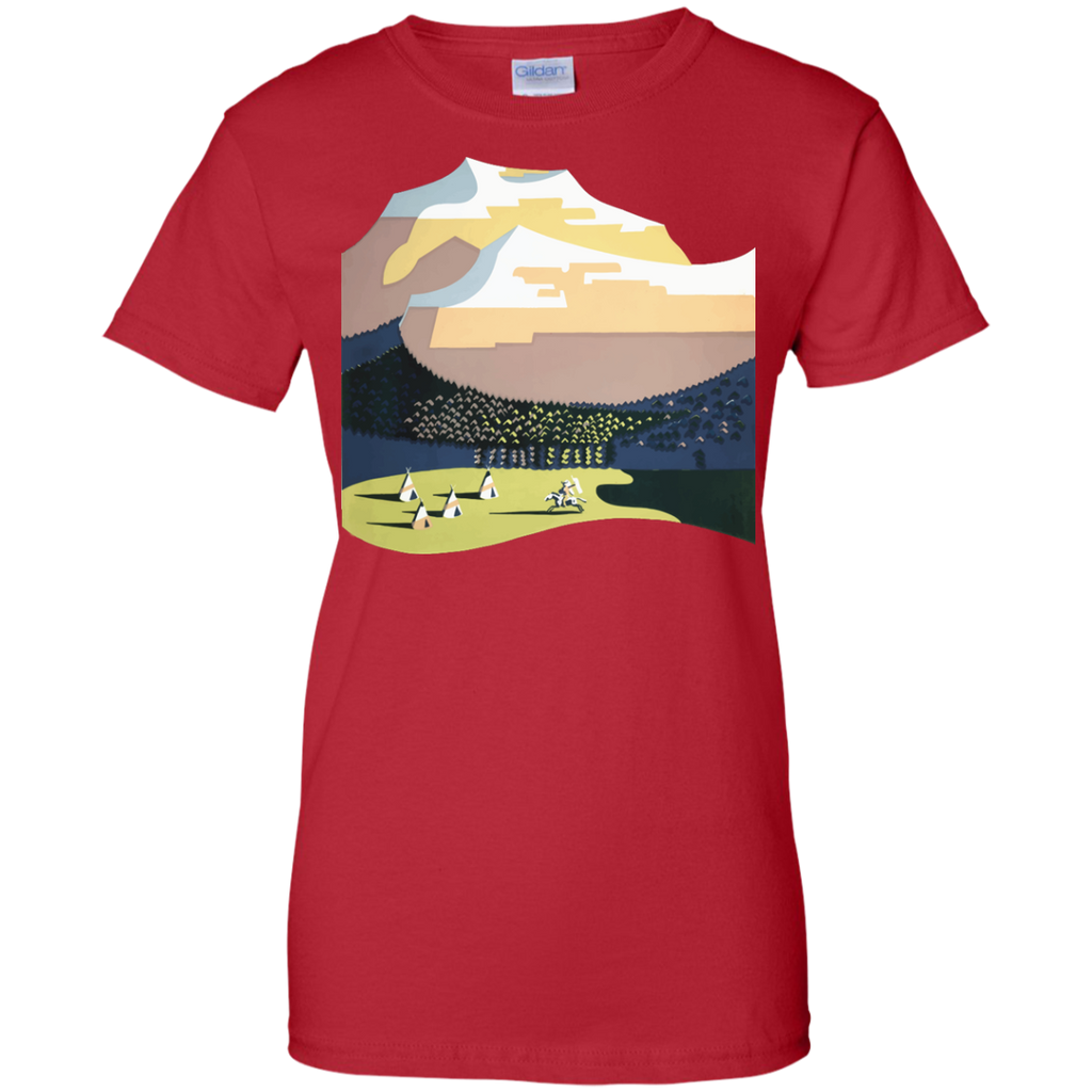 Camping - The Great Outdoors the great outdoors T Shirt & Hoodie