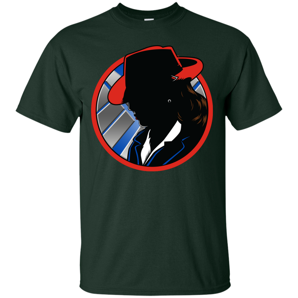 Marvel - Agent Tracy agent carter T Shirt & Hoodie