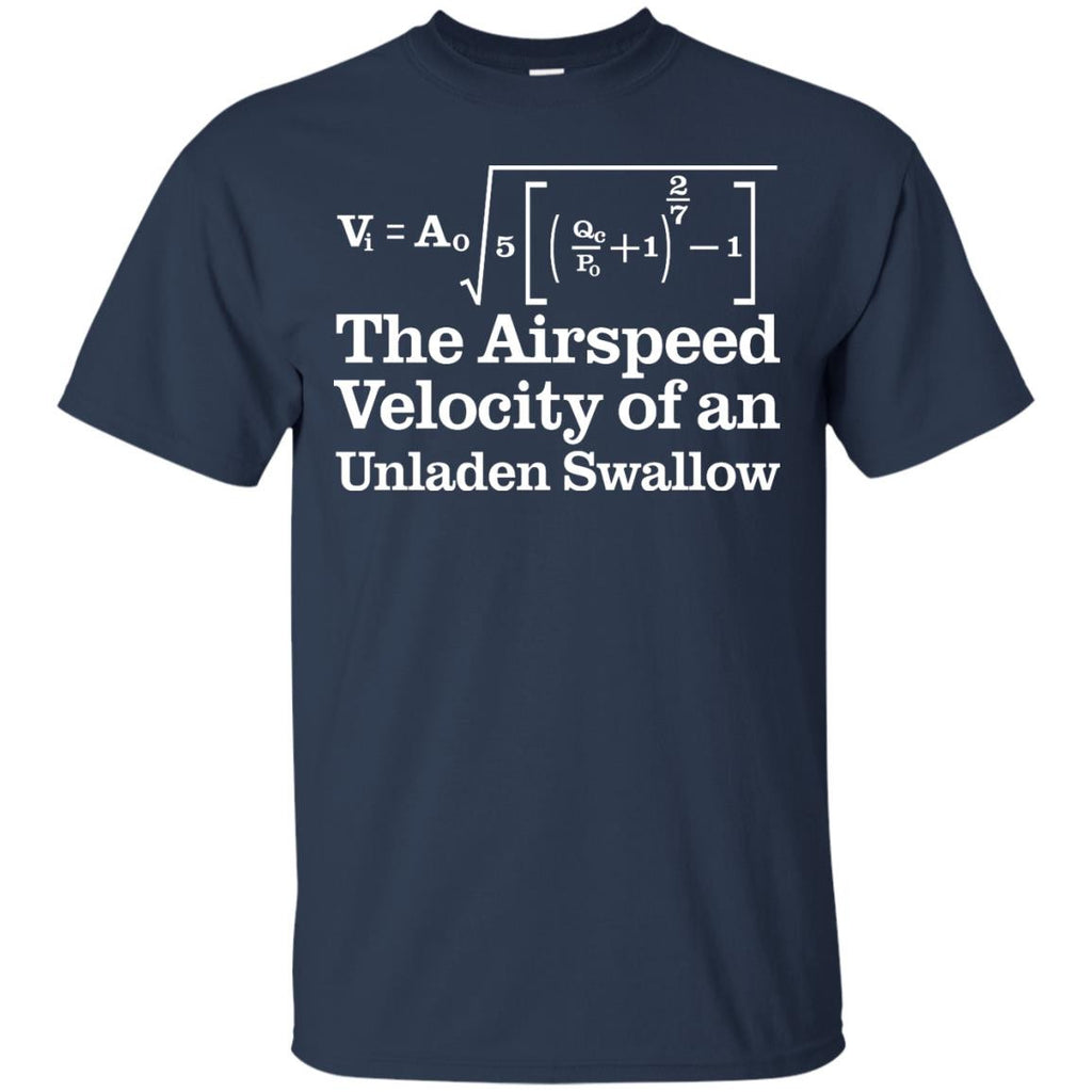 MONTY PYTHON AND THE HOLY GRAIL - What Is The Airspeed Velocity of an Unladen Swallow T Shirt & Hoodie