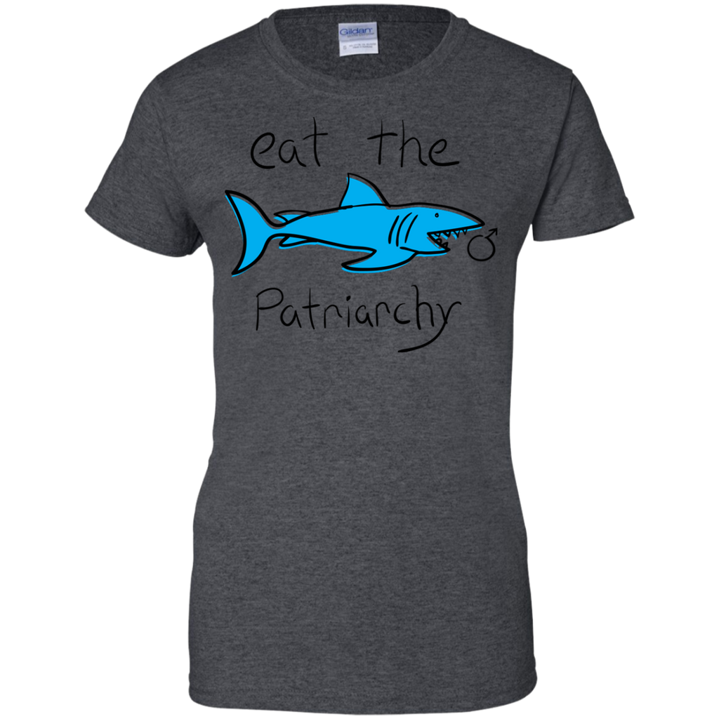 LGBT - Eat The Patriarchy Feminist Shirt jaws T Shirt & Hoodie