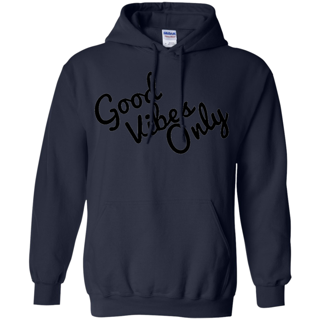 Yoga - GOOD VIBES ONLY T shirt & Hoodie