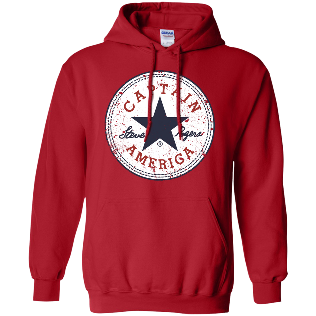 Marvel - Captain America AllStars captain america T Shirt & Hoodie
