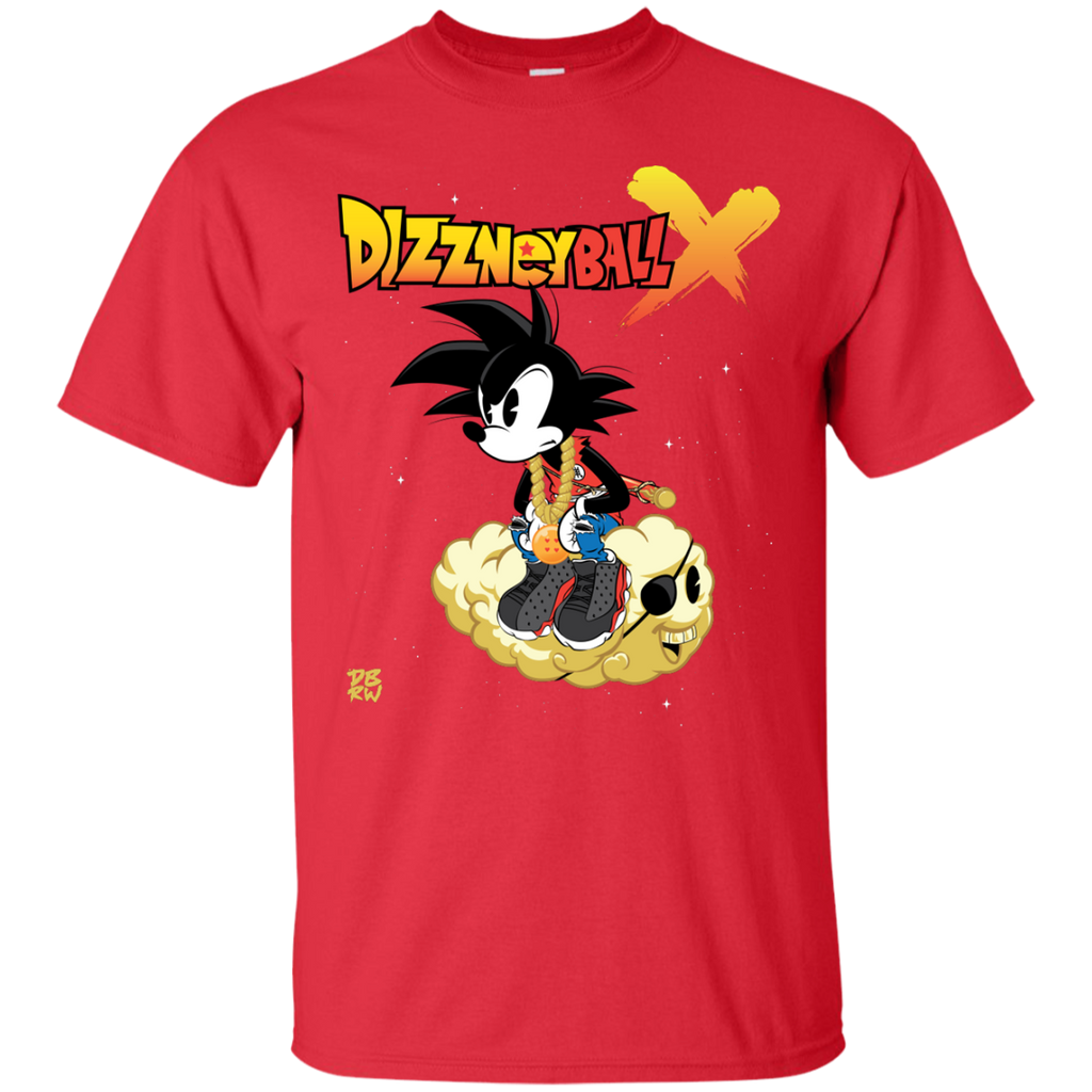 Dragon Ball - DBX Deluxe iamrw T Shirt & Hoodie