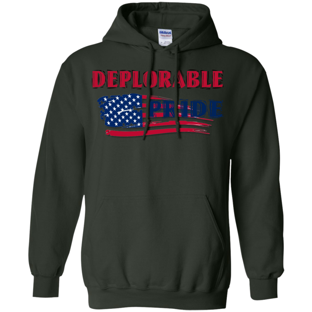 LGBT - Deplorable PRIDE deplorables T Shirt & Hoodie