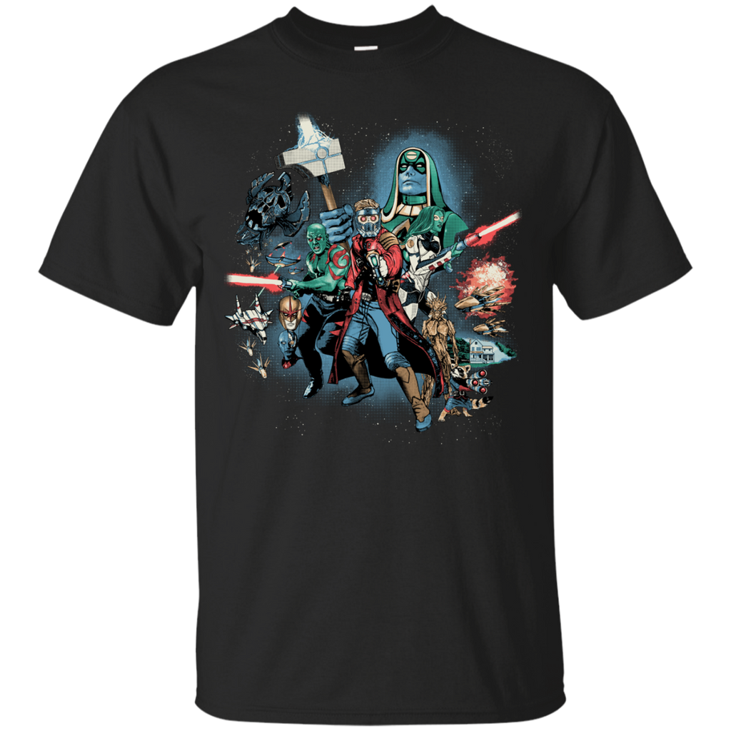 Marvel - Guardians Far Away comic book T Shirt & Hoodie