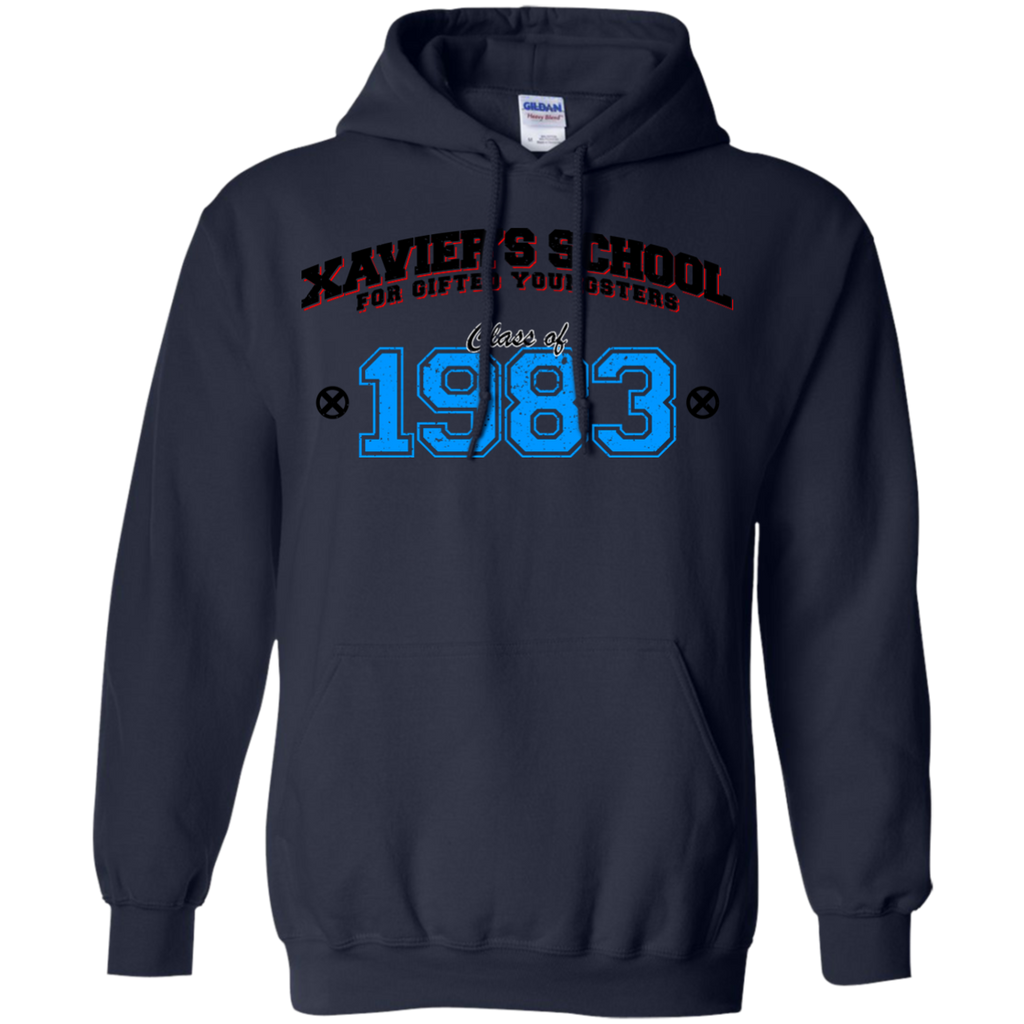 Marvel - Xaviers School for Gifted Youngsters  Class of 1983 x men T Shirt & Hoodie