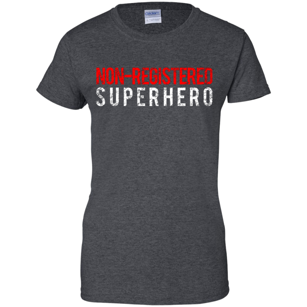 Marvel - Civil War  NonRegistered Superhero  White Dirty civil war T Shirt & Hoodie