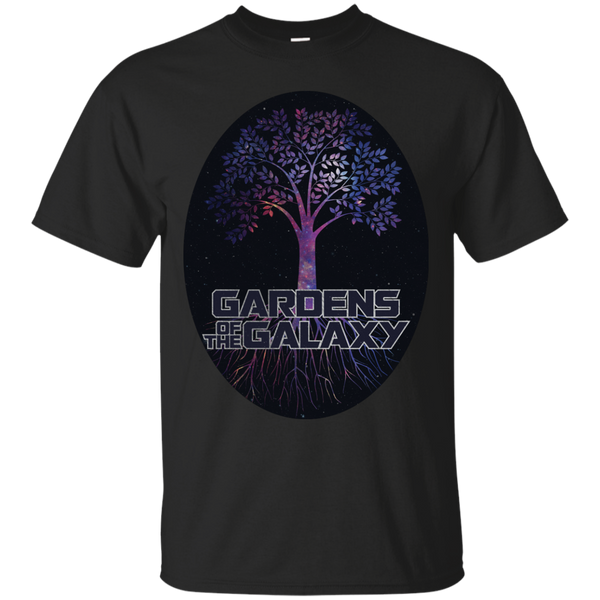 Marvel - Gardens Of The Galaxy space universe tree garden ...