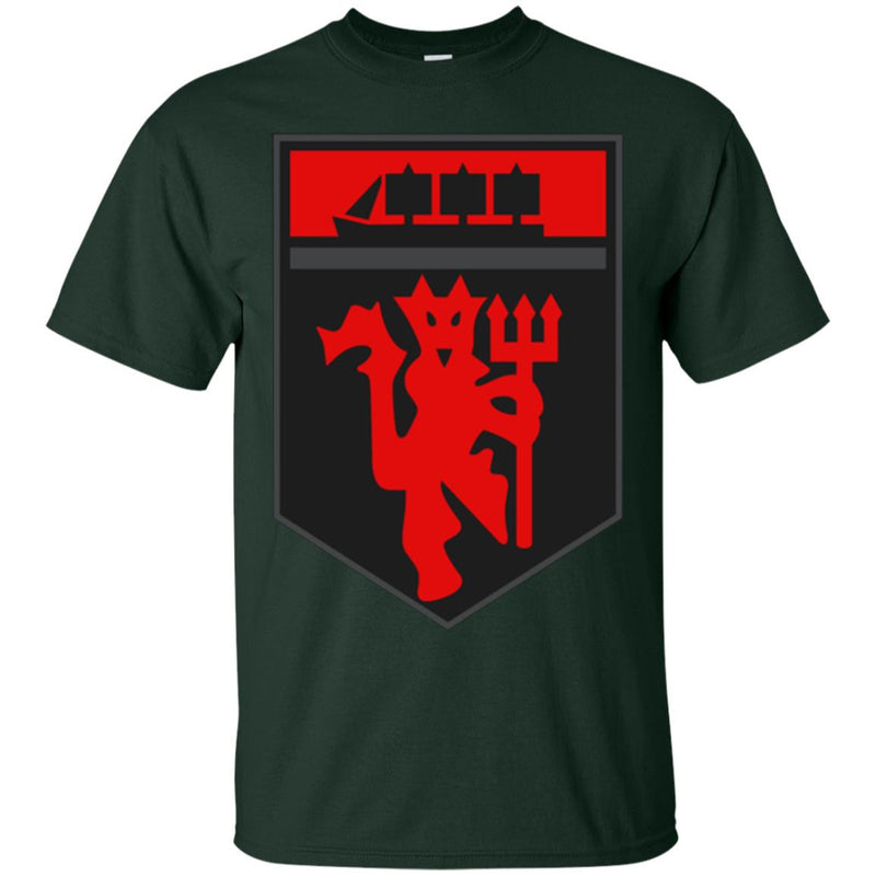 22bbe2234 MANCHESTER UNITED - Red Devils T Shirt   Hoodie – Minimize Shop