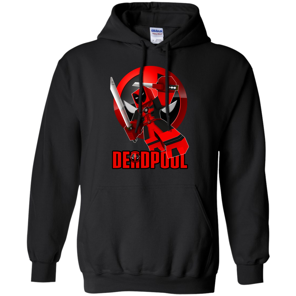 Marvel - Dead on Arrival mercwithamouth T Shirt & Hoodie