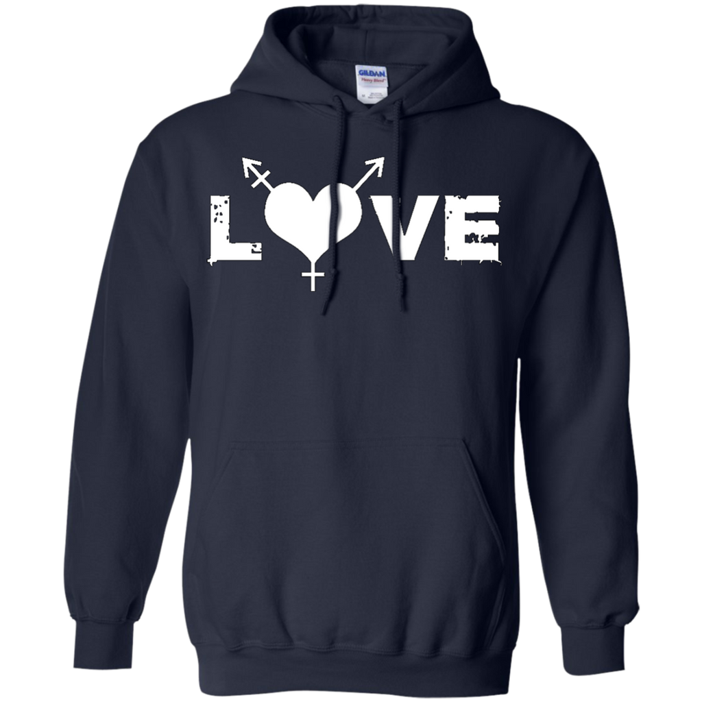 LGBT - Love for All Genders trans T Shirt & Hoodie