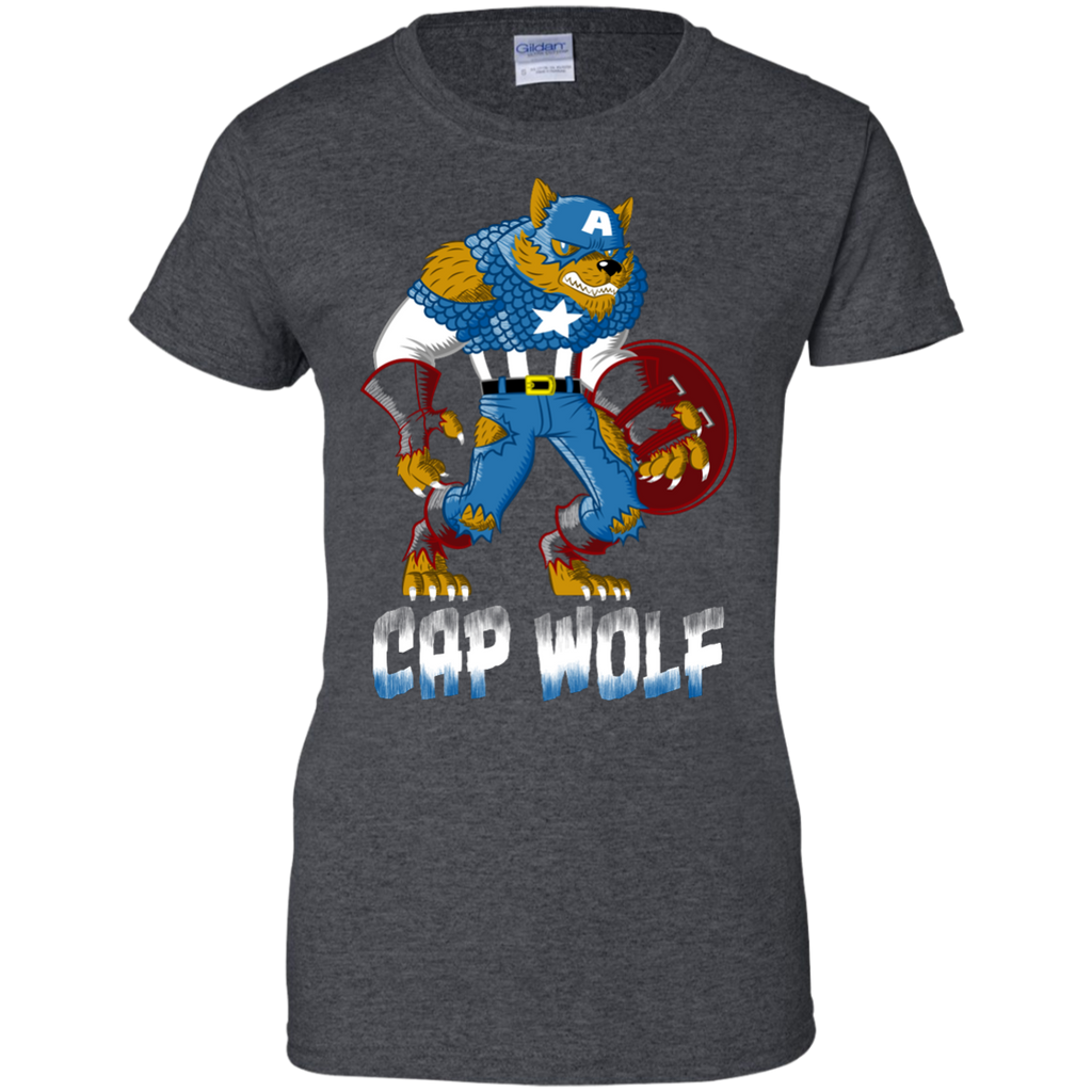 Marvel - Cap Wolf captain america T Shirt & Hoodie