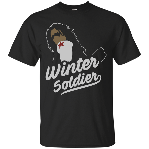 Marvel - Bucky Barnes Winter Soldier Var 1 falcon T Shirt & Hoodie