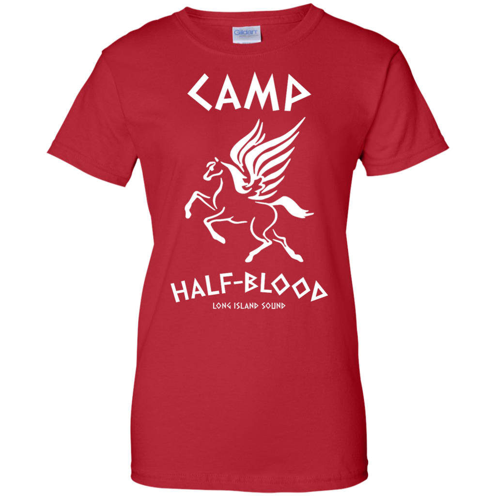 Camping - Camp Half Blood Long Island Sound camp T Shirt & Hoodie