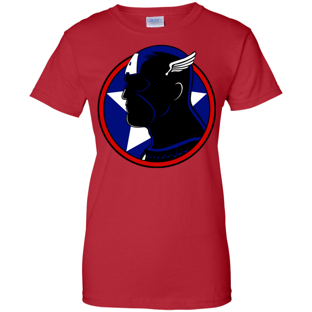 Marvel - Captain Tracy captain america T Shirt & Hoodie