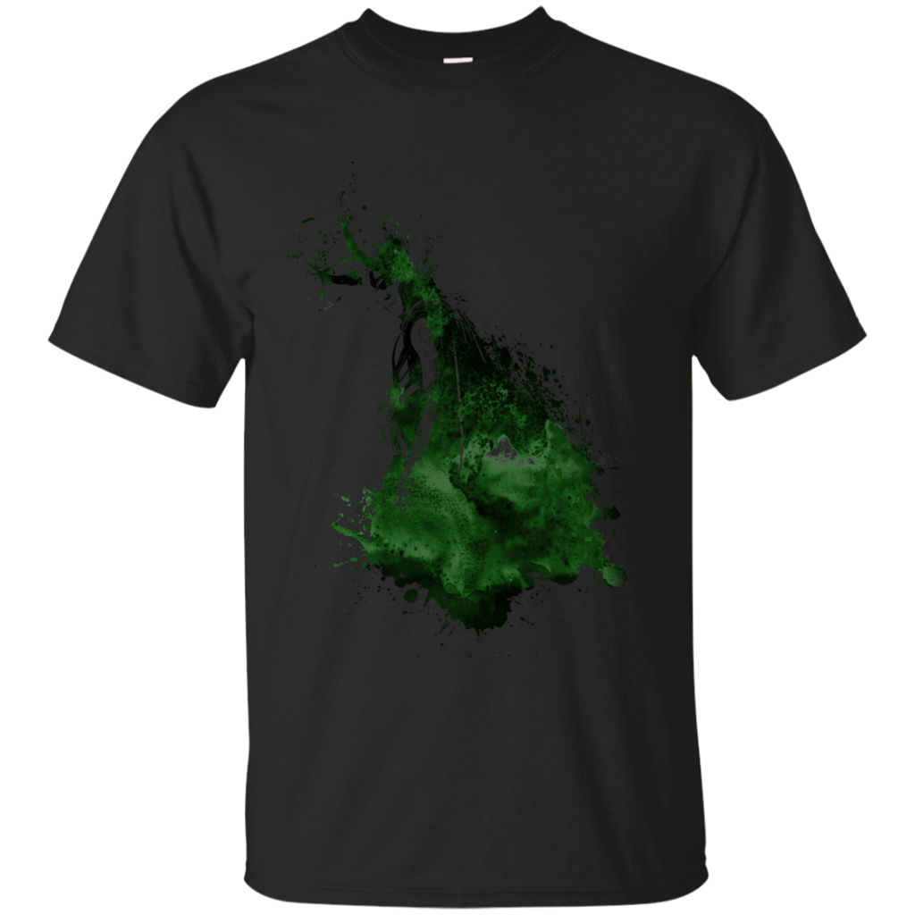 Marvel - God of Mischief paint splatters T Shirt & Hoodie