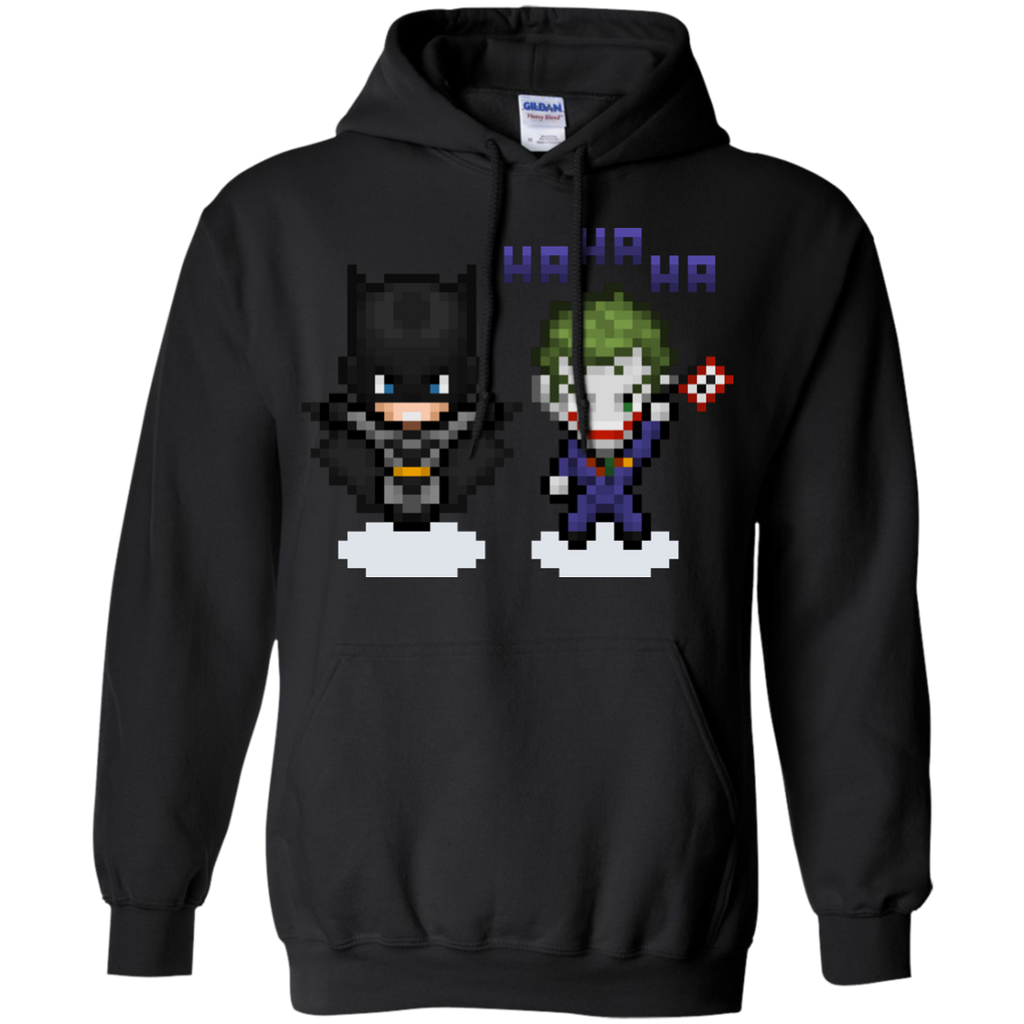 Marvel - Batman vs Joker arkham T Shirt & Hoodie