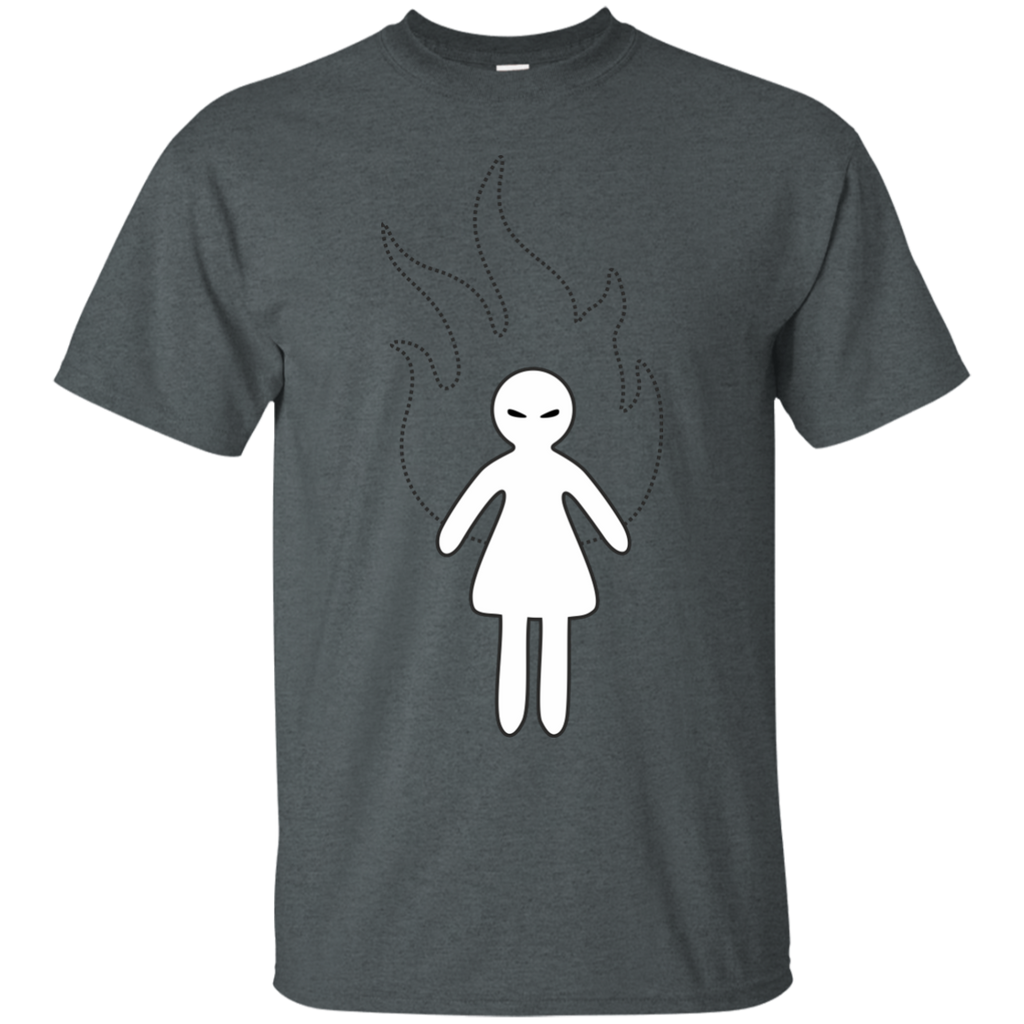 LGBT - Black  White Angry Girl angry girl T Shirt & Hoodie