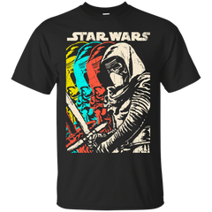 Star Wars - Shadows of Kylo Ren T Shirt & Hoodie