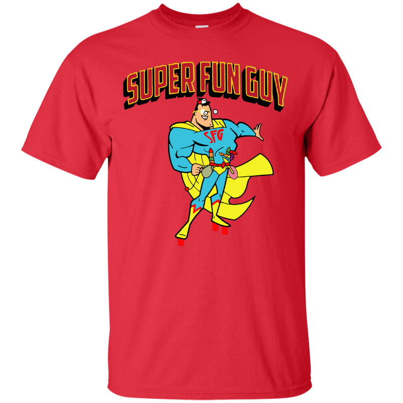 bbaa05f9f9 Marvel - Super Fun Guy scorpion T Shirt & Hoodie – Minimize Shop