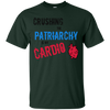 LGBT - Crushing the Patriarchy feminist T Shirt & Hoodie