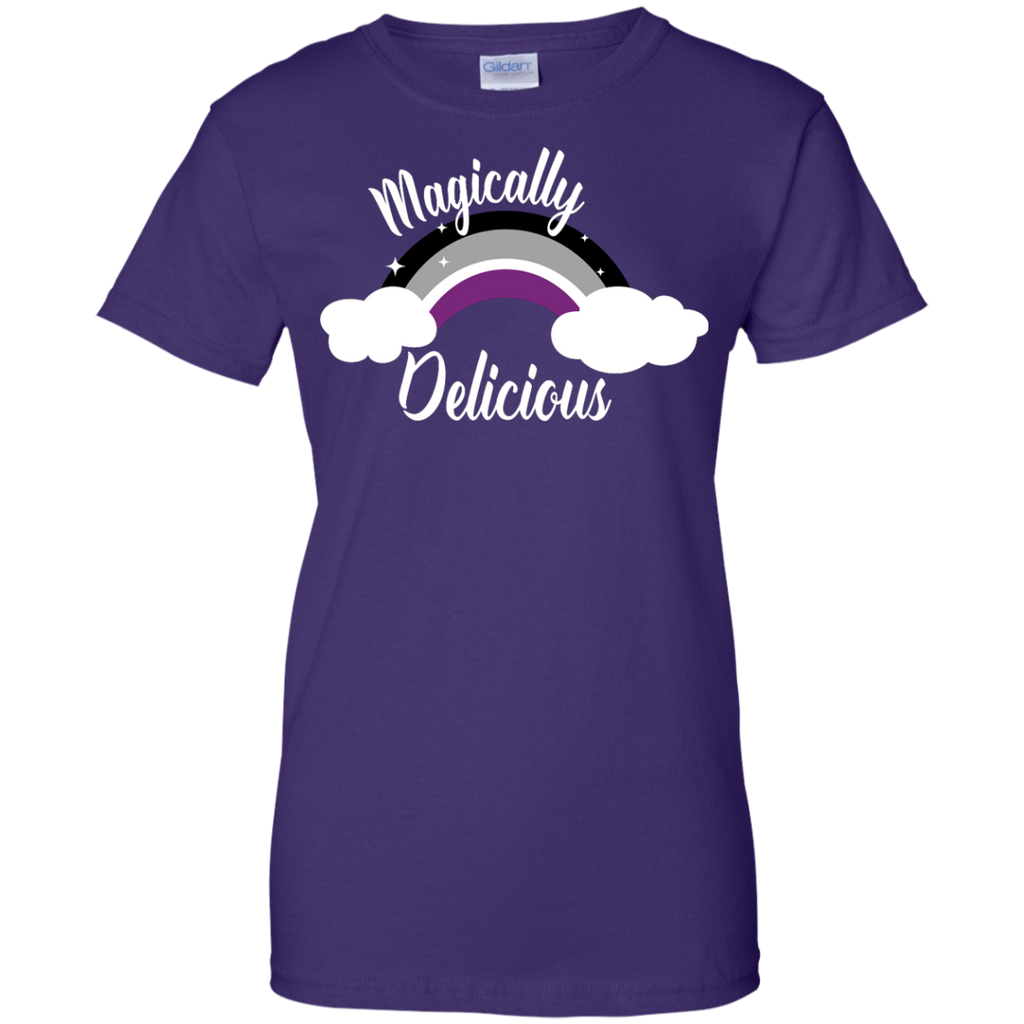LGBT - Magically Delicious Asexual Pride lgbt T Shirt & Hoodie