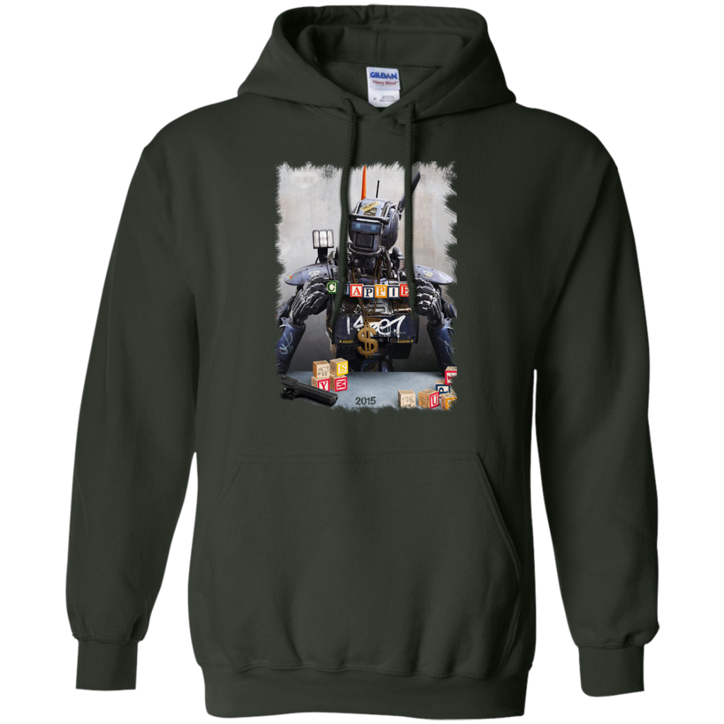 Marvel - Chappie movie T Shirt & Hoodie