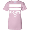 LGBT - Equal Rights female T Shirt & Hoodie