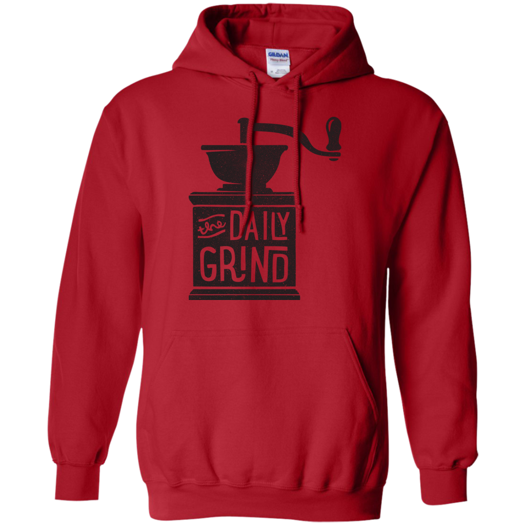 Camping - DAILY GRIND hipster T Shirt & Hoodie