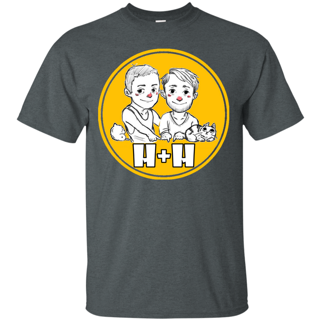 LGBT - Him and Him Cartoons him and him T Shirt & Hoodie