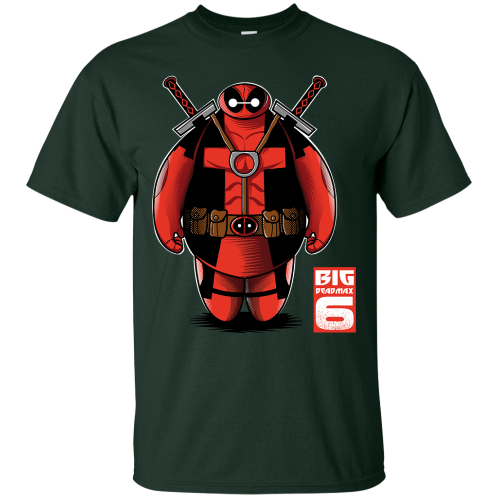 Marvel - BIG DEADMAX 6 cute T Shirt & Hoodie