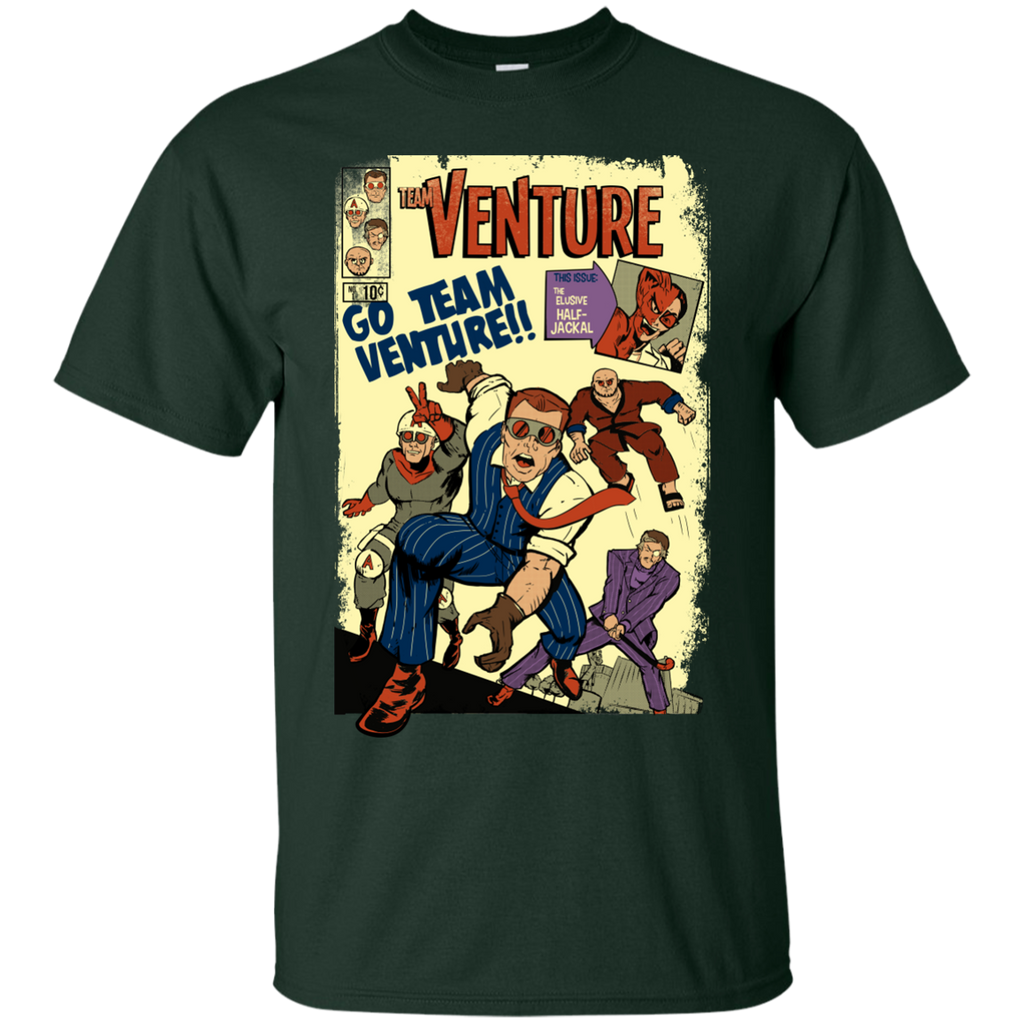 Marvel - Venture Comics Team Venture mashup T Shirt & Hoodie