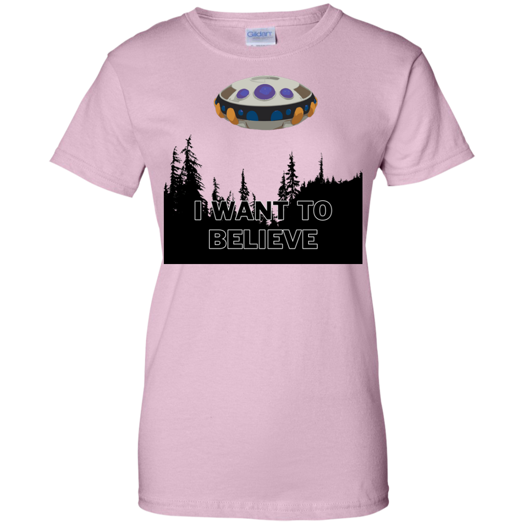Dragon Ball - Frieza Spaceship  I want to believe goku T Shirt & Hoodie