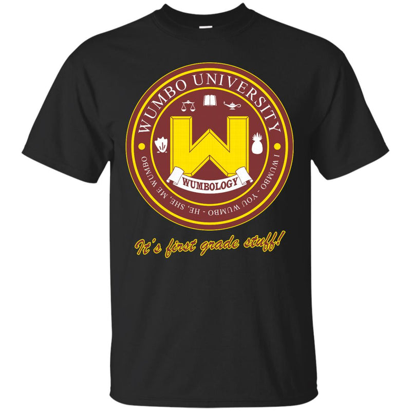 SPONGEBOB SQUAREPANTS - Wumbo University T Shirt & Hoodie