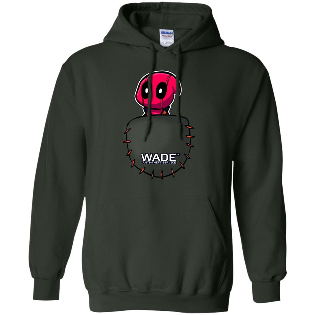 Marvel - Deadpool in Your Pocket pocket deadpool T Shirt & Hoodie