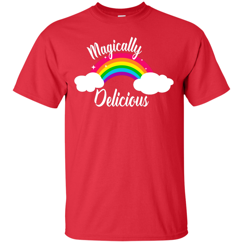 LGBT - Magically Delicious LGBT Pride Rainbow lgbt T Shirt & Hoodie