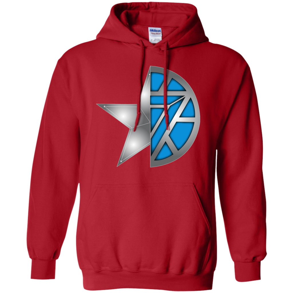 Marvel - Civil war superhero T Shirt & Hoodie