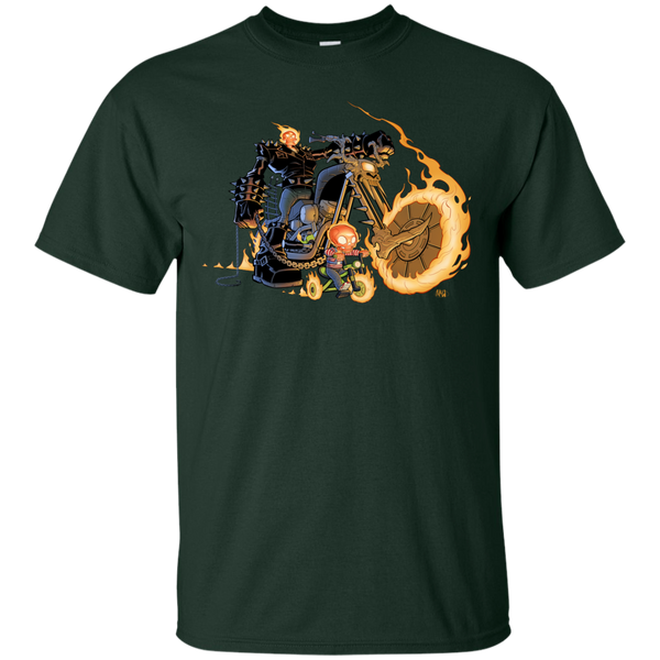 Marvel - Ghost Rider and Son marvel T Shirt & Hoodie
