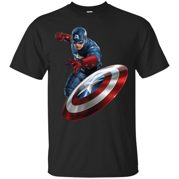 Marvel - captain america the avengers T Shirt & Hoodie