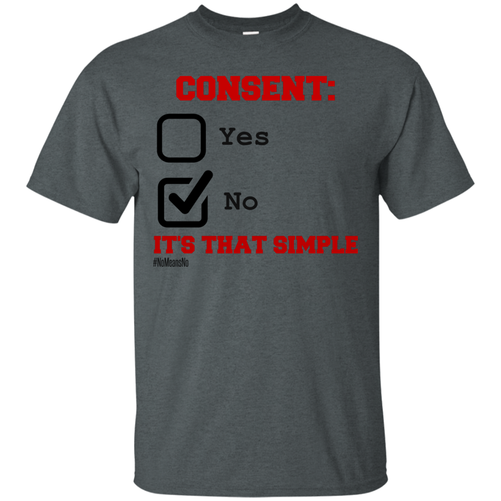 LGBT - Consent Its That Simple feminist T Shirt & Hoodie