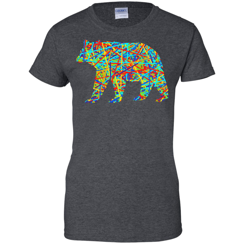 LGBT - A bear as colorful as you are great outdoors T Shirt & Hoodie