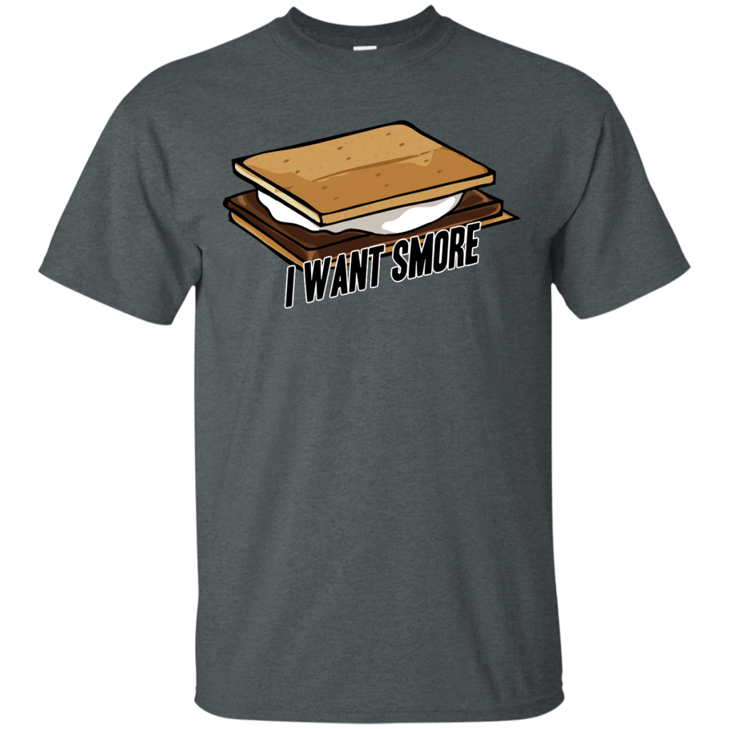 Camping - I want smore chocolate T Shirt & Hoodie
