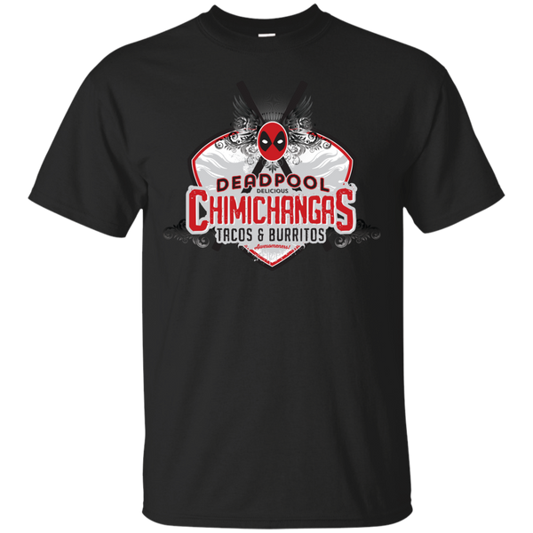 Marvel - Deadpool Chimichangas deadpool T Shirt & Hoodie