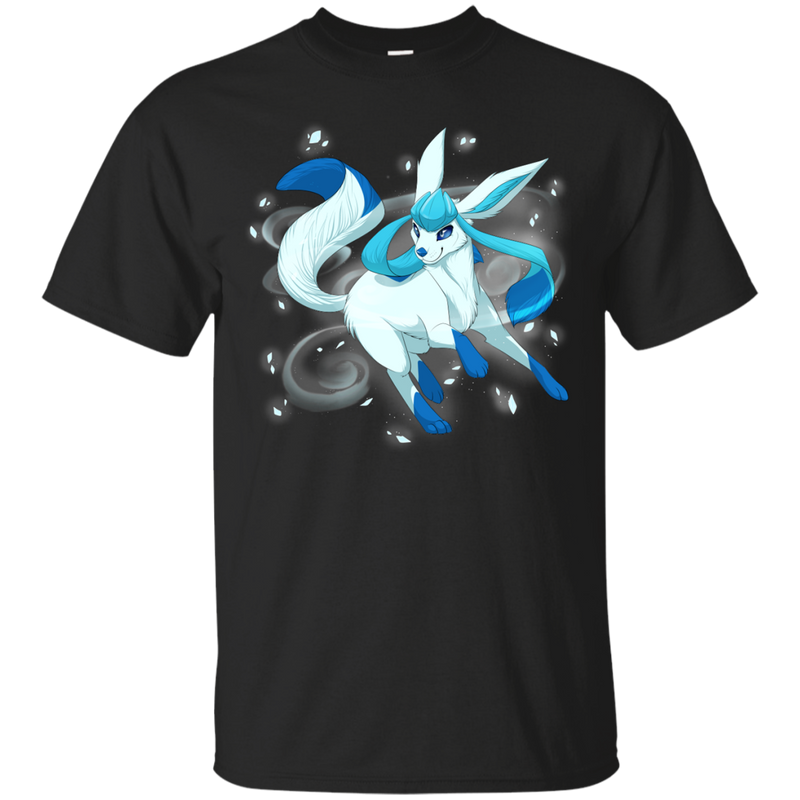 4685408ac GLACEON - Glaceon used Icy WindSHINY T Shirt & Hoodie – Minimize Shop