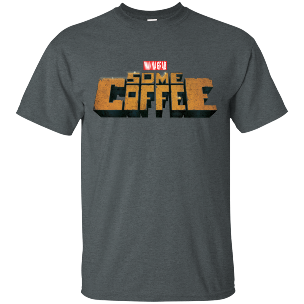 Marvel - Grab Some Coffee coffee T Shirt & Hoodie