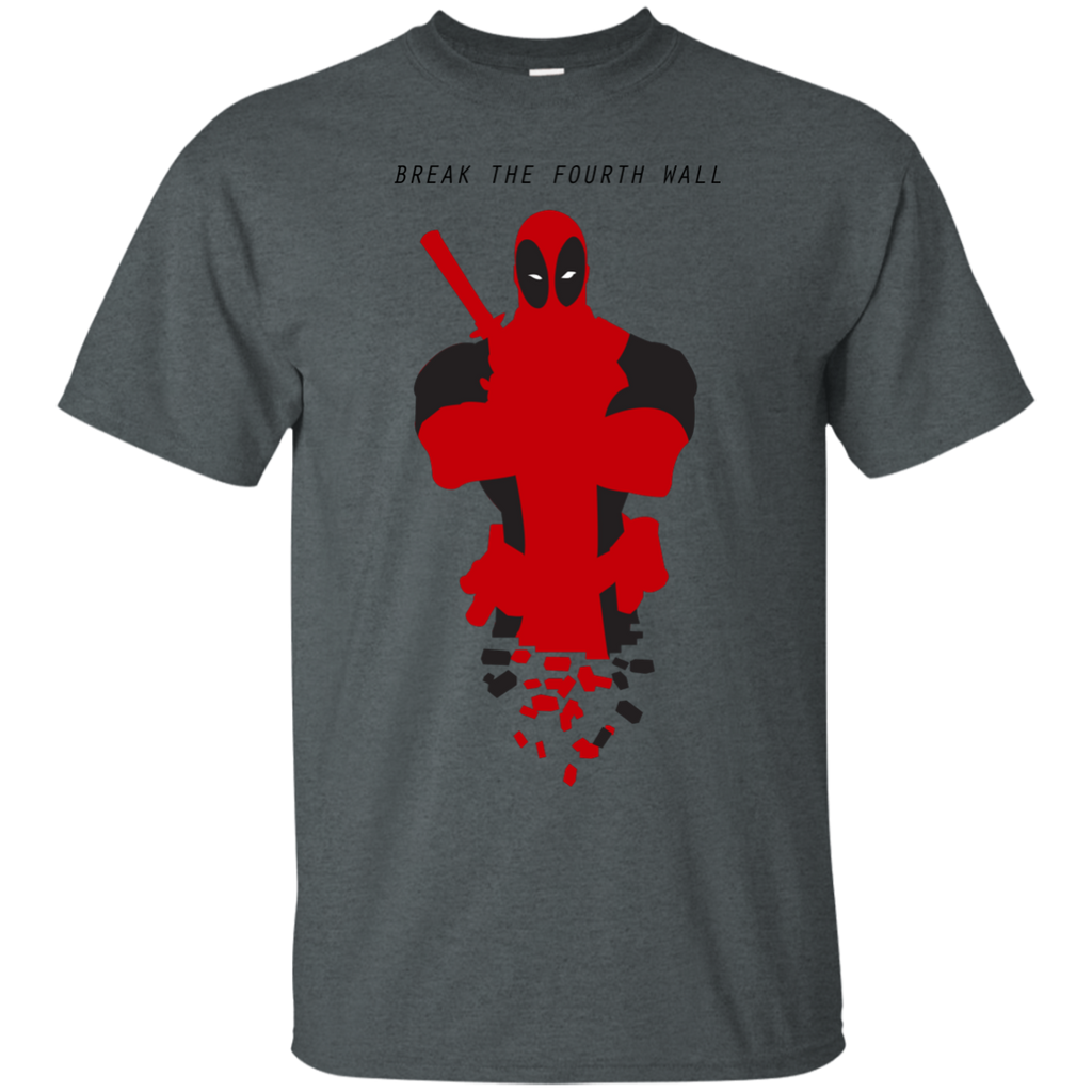Marvel - Break the Fourth Wall comics T Shirt & Hoodie
