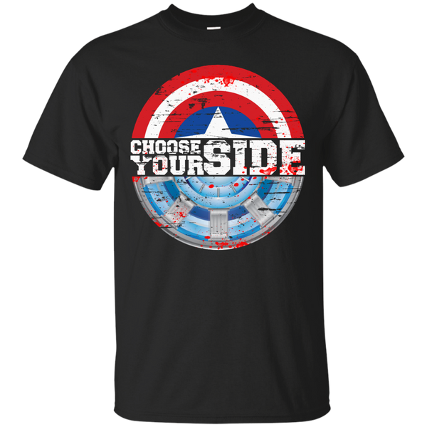 Marvel - Captain America Civil War  Choose Your Side america T Shirt & Hoodie
